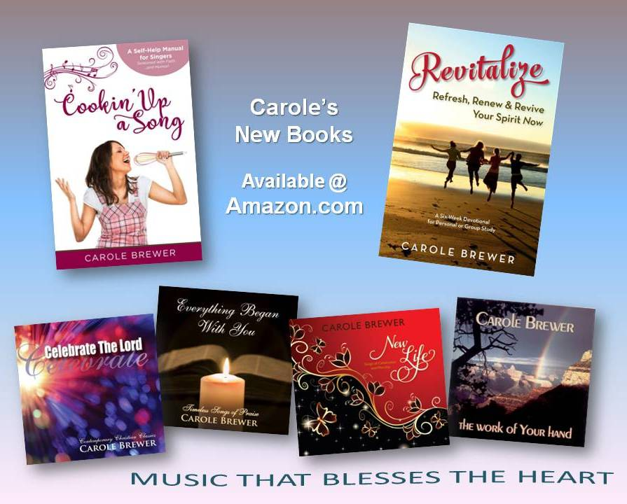 Books and Music by Carole Brewer