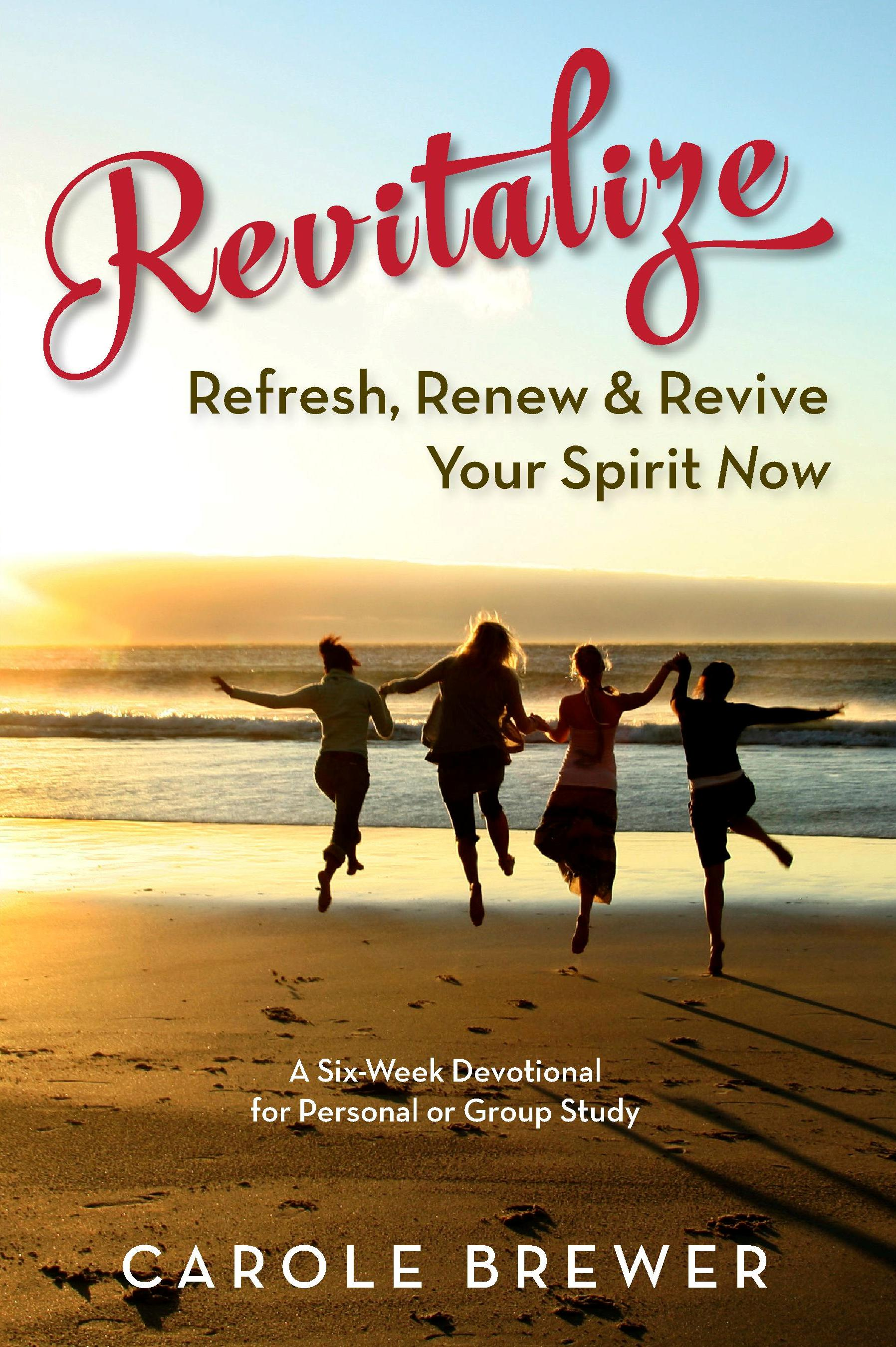 Six-Week Devotional for Personal or Group Study