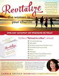 Revitalize Retreat
