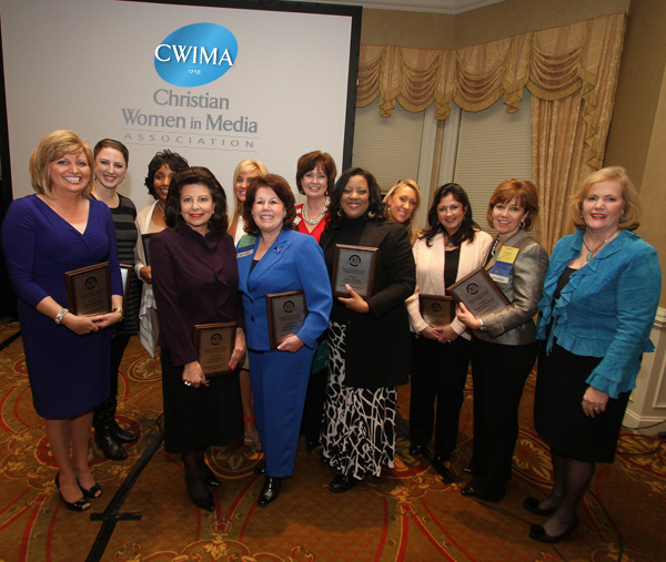 Christian Women in Media Awards 2012