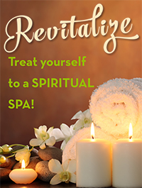 Revitalize with a Spiritual Spa Day